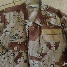 Militaria: CAMISOLA ARIDA PARACAIDISTA EZAPAC EJÉRCITO DEL AIRE. Lote 286776493
