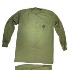 Militaria: PIJAMA EJERCITO ESPAÑOL. Lote 290040938
