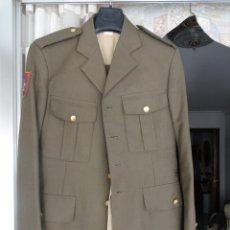 Militaria: UNIFORME DE LA ACADEMIA GENERAL DE OFICIALES DE ZARAGOZA. Lote 290048193