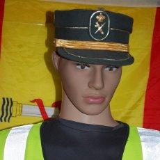 Militaria: PETO REFLECTANTE GUARDIA CIVIL DE TRAFICO TALLA XG+ GORRA TERESIANA DE TRAFICO. Lote 294499748
