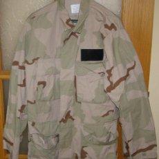 Militaria: CHAQUETA GUERRERA DE CAMUFLAJE ÁRIDO , EJÉRCITO NORTEAMERICANO, USA.. Lote 4672911