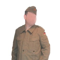Militaria: ANTIGUO UNIFORME DE LA REPUBLICA FEDERAL ALEMANA. IDEAL COLECCIONISTA. Lote 26811149