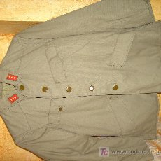 Militaria: CHAQUETA TROPICAL JAPONESA WWII.ORIGINAL. Lote 6110164