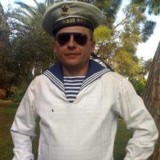 Militaria: EL TRAJE DE CEREMONIA DEL MARINO MILITAR DE LA URSS. Lote 8085332