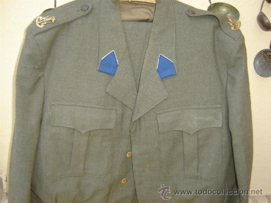 UNIFORME MILIAR COMPLETO (Militar - Uniformes Extranjeros )