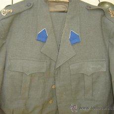 Militaria: UNIFORME MILIAR COMPLETO. Lote 8794441