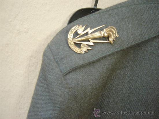 Militaria: uniforme miliar completo - Foto 2 - 8794441
