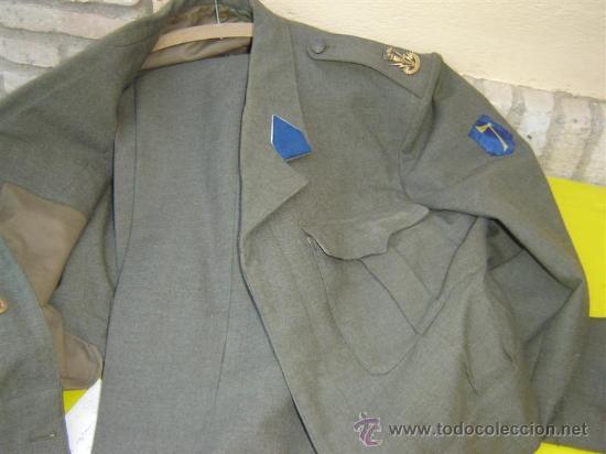 Militaria: uniforme miliar completo - Foto 4 - 8794441