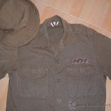 Militaria: UNIFORME EJERCITO SUDAFRICANO PARACAIDISTA TIPO ISRAELÍ. Lote 27621099