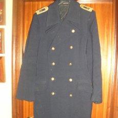 Militaria: ABRIGO DE OFICIAL DE LA VOLKSMARINE.. Lote 26851640