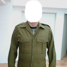 Militaria: LA CHAQUETA DE LAS TROPAS TERRESTRES NORUEGA. Lote 10369140
