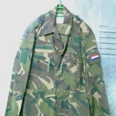 Militaria: UNIFORME CAMUFLADO DEL EJERCITO HOLANDES. Lote 11085510