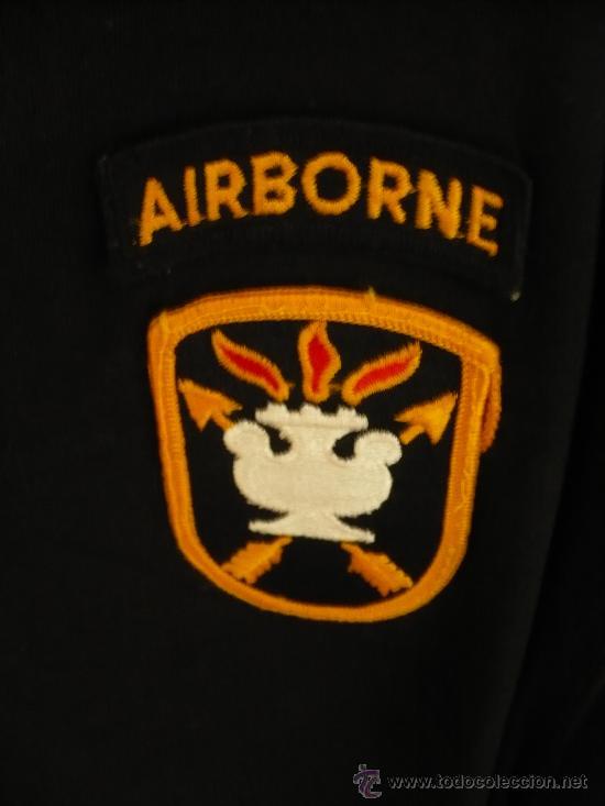 Militaria: CAMISETA ACADEMIA FUERZAS ESPECIALES EJERCITO AMERICANO. US ARMY.TALLA XL - Foto 2 - 27085614