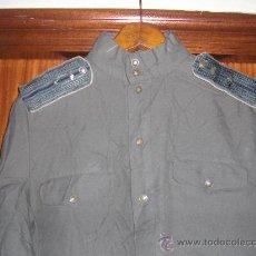 Militaria: GYMNASTIORKA SOVIETICA DE OFICIAL DE CARROS. Lote 26989897