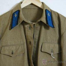 Militaria: GYMNASTIORKA, CHAQUETA, GUERRERA SOVIETICA MODELO 1935 DE LA AVIACIÓN, 2ª GUERRA MUNDIAL.. Lote 29696921