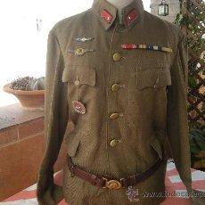 Militaria: *** UNIFORME DE PILOTO JAPONES *** KAMIKAZE *** WW II ***. Lote 32329598