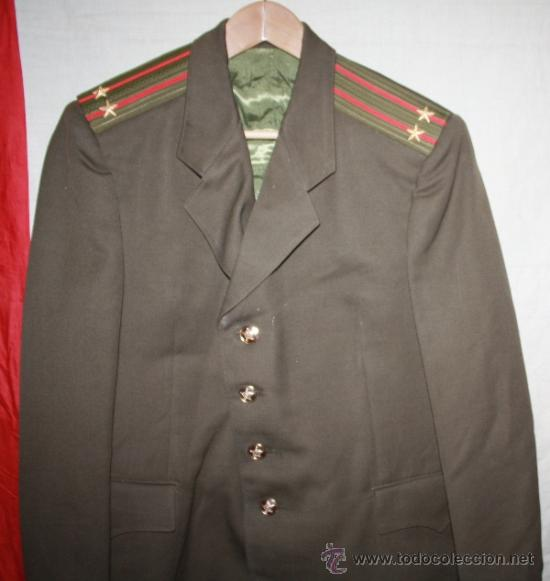 CHAQUETA DE TENIENTE CORONEL RUSO' (Militar - Uniformes Extranjeros )