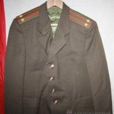 Militaria: CHAQUETA DE TENIENTE CORONEL RUSO'. Lote 32435021