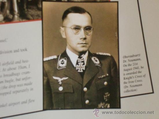 Militaria: GUERRERA OFICIAL ALEMAN LUFTWAFFE 2ª GM PILOTO PARACAIDISTA - Foto 3 - 32963640