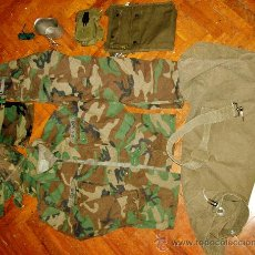 Militaria: UNIFORME DE CAMUFLAJE USA. Lote 33400345