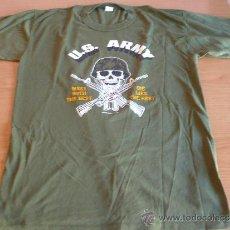 Militaria: CAMISETA US ARMY TALLA XL .EJERCITO AMERICANO.. Lote 34681247