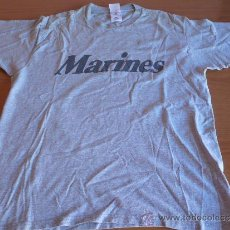 Militaria: CAMISETA USMC - UNITED STATES MARINE CORP - MARINES - TALLA L. Lote 34681395