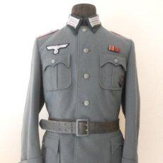 Militaria: ALEMANIA. II GUERRA MUNDIAL. CHAQUETA DE OFICIAL.. Lote 34760709