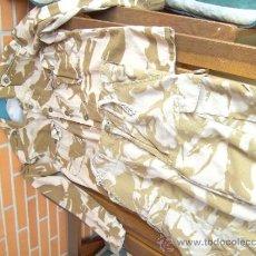 Militaria: UNIFORME DPM ARIDO INGLES IRAK Y AFGANISTAN,IDEAL AIRSOFT. Lote 35056810