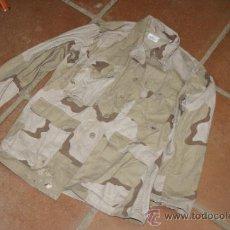 Militaria: ANTIGUA GUERRERA CHAQUETA DE CAMUFLAJE AMERICANA. ESTADOS UNIDOS. Lote 35907383