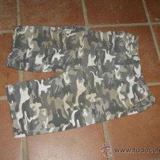 Militaria: PANTALON CORTO DE CAMUFLAJE, TIPO MILITAR. Lote 35907439