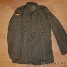 Militaria: UNIFORME DE COMBATE RFA AÑOS 60 EN LANA. Lote 36261824