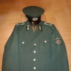 Militaria: UNIFORME DE POLICIA ALEMAN RDA VOLKSPOLIZEI DDR. Lote 101258843