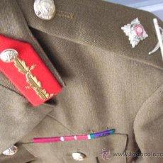 Militaria: UNIFORME COMPLETO DE GENERAL BRITANICO. REINO UNIDO.. Lote 37628732