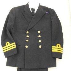 Militaria: UNIFORME COMPLETO DE CAPITAN DE FRAGATA DE LA ARMADA BRITANICA. ROYAL NAVY.. Lote 37640304
