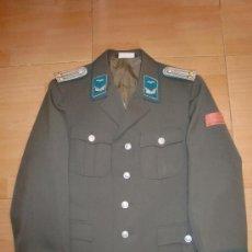 Militaria: GUERRERA DE OFICIAL DE LA LUFTWAFFE DE LA RDA DDR NVA PILOTO. Lote 37694718
