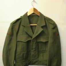 Militaria: GUERRERA BATTLEDRESS OFICIAL BRITANICO UNIFORME FEMENINO 2ª GUERRA MUNDIAL. Lote 39242663