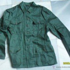 Militaria: REPRO CHAQUETA SOLDADO ALEMAN WWII DRILL VERANO. Lote 39509678