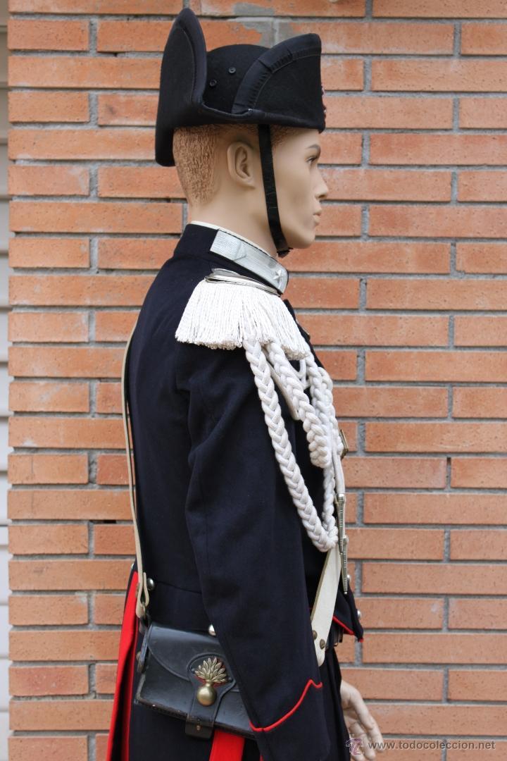 Militaria: UNIFORME POLICIA ITALIANO - CARABINIERI ITALIA - Foto 3 - 39674577
