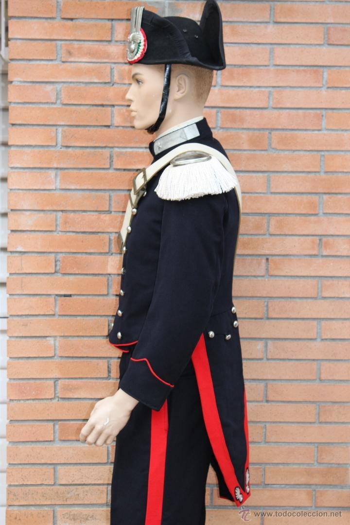 Militaria: UNIFORME POLICIA ITALIANO - CARABINIERI ITALIA - Foto 4 - 39674577