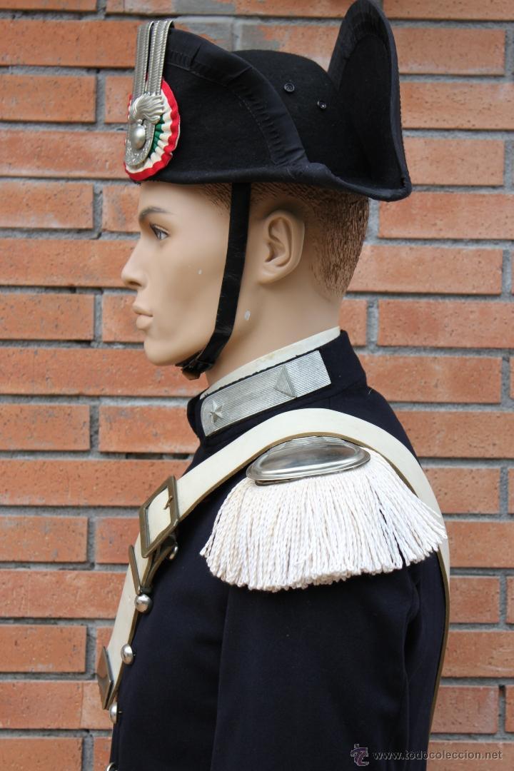 Militaria: UNIFORME POLICIA ITALIANO - CARABINIERI ITALIA - Foto 5 - 39674577