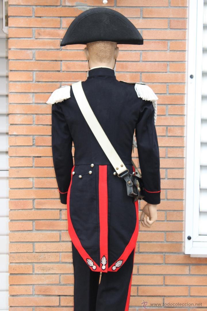 Militaria: UNIFORME POLICIA ITALIANO - CARABINIERI ITALIA - Foto 6 - 39674577