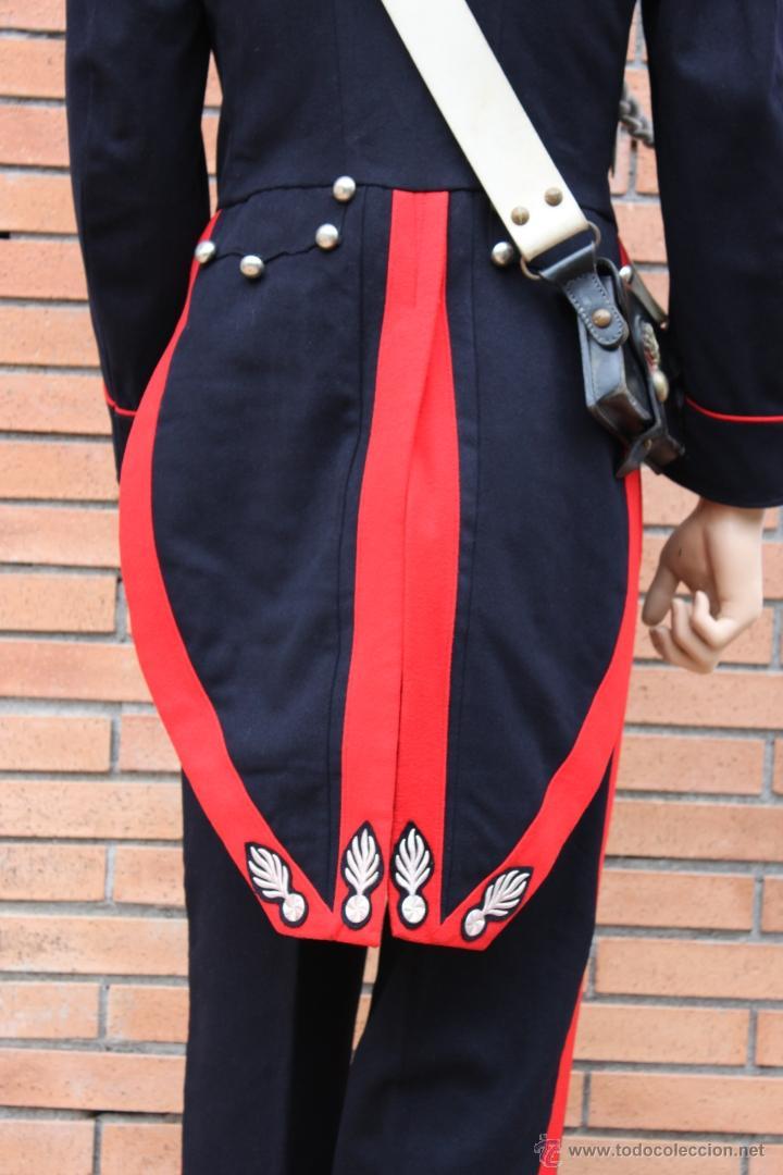 Militaria: UNIFORME POLICIA ITALIANO - CARABINIERI ITALIA - Foto 9 - 39674577
