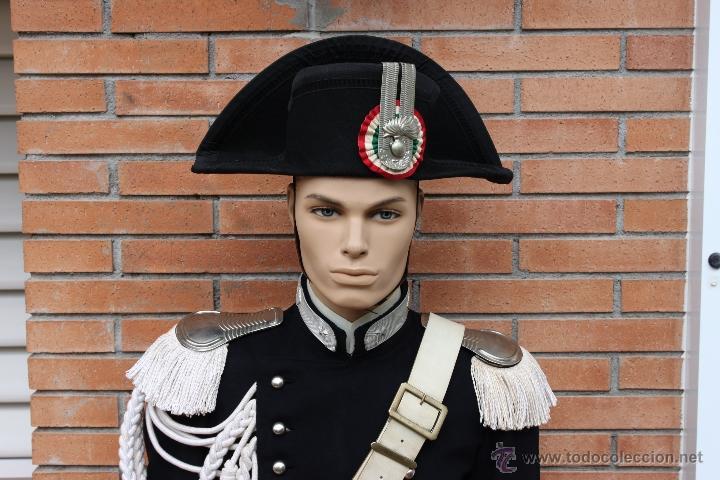 Militaria: UNIFORME POLICIA ITALIANO - CARABINIERI ITALIA - Foto 12 - 39674577