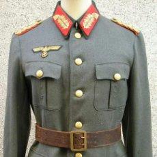 Militaria: UNIFORME DE GENERAL ALEMAN CON CINTURON. Lote 41465486