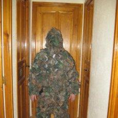 Militaria: TRAJE DE SNIPER IDEAL PARA AIRSOFT O CAZA. Lote 42225103