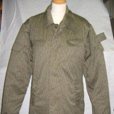Militaria: CHAQUETA ALEMANA DDR-NVA CAMO STRICHTARN DE INVIERNO TALLA G-44 MODELO UTV. Lote 42334057