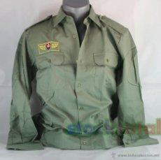 Militaria: CHAQUETA MILITAR ORIGINAL CHECA NUEVA TALLA 46 CMS HOMBROS 602405 MF13. Lote 42473904