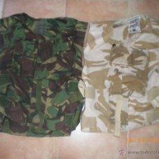 Militaria: CHALECO ANTIFRAGMENTACION INGLÉS. Lote 51678233