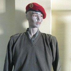 Militaria: JERSEY BRITÁNICO DE JUNGLA ORIGINAL. Lote 42945393