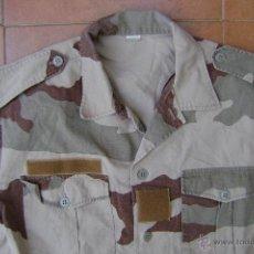 Militaria: CHAQUETA MILITAR DE CAMUFLAGE DESERT , EJERCITO FRANCES .. Lote 43923757